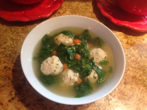 Deborah's Italian Wedding Soup